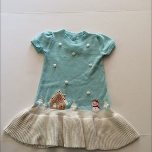 Gymboree knit dress size 5T